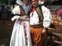 Folklórní slavnosti v Troubkách